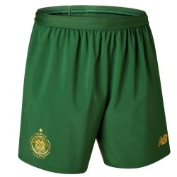 Shorts de foot Celtic Glasgow exterieur 2017/18 - New Balance