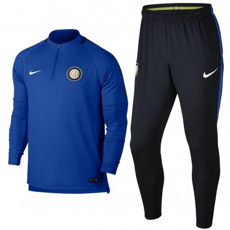 Inter Milan training technical tracksuit 2017/18 - Nike