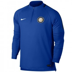 Tech sweat top d'entrainement Inter Milan 2017/18 - Nike