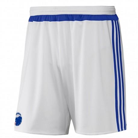 FC Copenhagen Home football shorts 2015/16 - Adidas