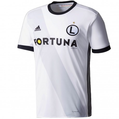 Legia Warsaw Home football shirt 2017/18 - Adidas
