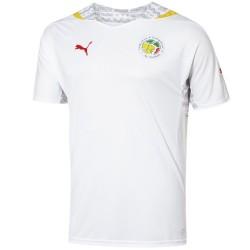 Camiseta de fútbol de Senegal equipo nacional casa 2014/15 - Puma