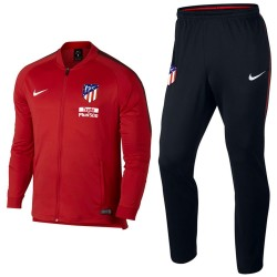 Atletico Madrid präsentation trainingsanzug 2017/18 - Nike