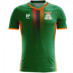 Zambia national team Home football shirt 2017/18 - Mafro