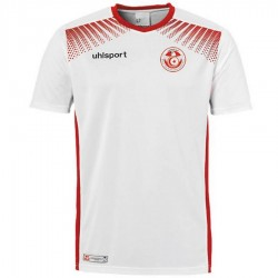 Tunisia national team Home football shirt 2017/18 - Uhlsport