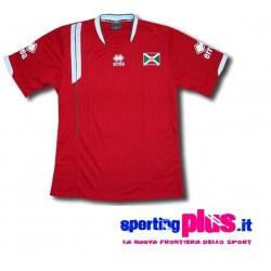 Camiseta de fútbol nacional 2009/11 Burundi Away de Errea