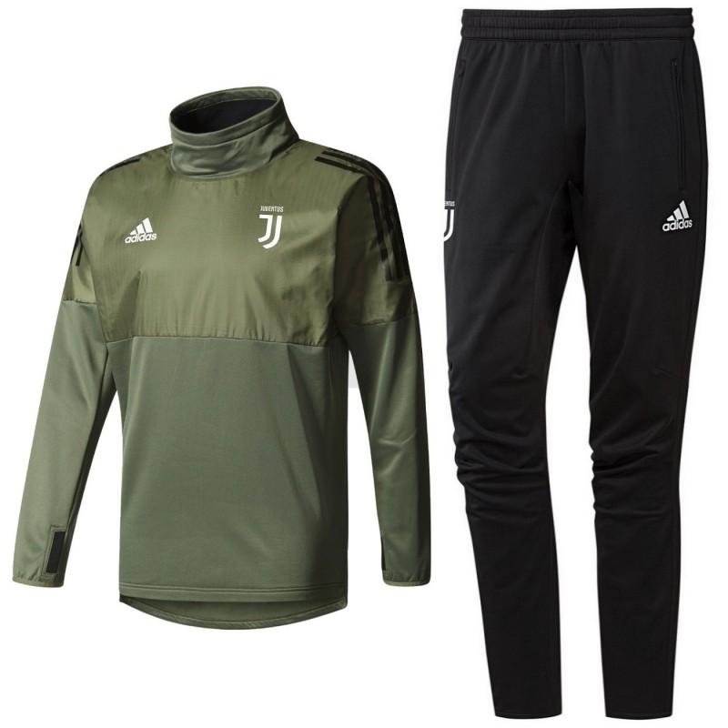 Juventus Ucl Training Tech Tracksuit 2017 18 Adidas