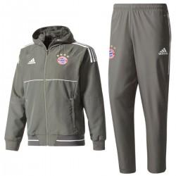 Bayern Munich UCL presentation tracksuit 2017/18 - Adidas