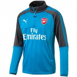 Tech sweat top d'entrainement Arsenal 2017/18 bleu - Puma