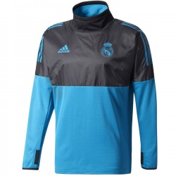 Tech sweat top d'entrainement Real Madrid UCL 2017/18 - Adidas