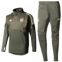 Bayern Munich UCL training technical tracksuit 2017/18 - Adidas