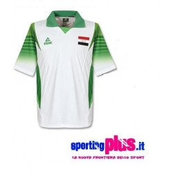 Iraq's National Soccer Jersey 2010/11 Away by Peak
