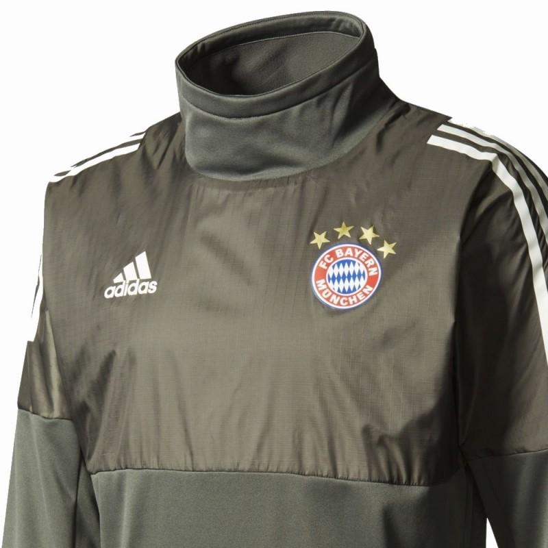 9ff6d6a9c58b Bayern Munich UCL training technical sweatshirt 2017/18 - Adidas