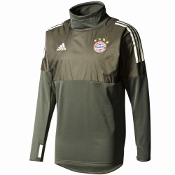 Bayern Munich UCL training technical sweatshirt 2017/18 - Adidas