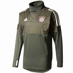 Tech sweat top d'entrainement Bayern Munich UCL 2017/18 - Adidas