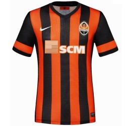 Shakhtar Donetsk Home Fußball Trikot 2013/15 Player Issue - Nike