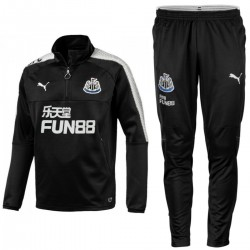 Newcastle United training tech tracksuit 2017/18 black - Puma