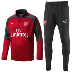 Survetement Tech d'entrainement Arsenal 2017/18 - Puma