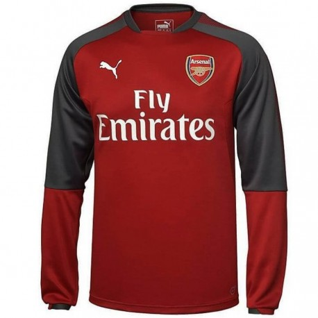 Arsenal FC training sweatshirt 2017/18 - Puma