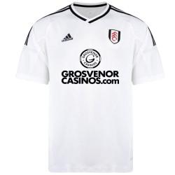 Fulham FC primera camiseta de futbol 2017/18 - Adidas