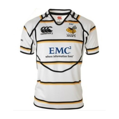 London Wasps Rugby shirt 11/13 Away by Canterbury