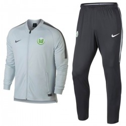 VfL Wolfsburg präsentation trainingsanzug 2017/18 - Nike