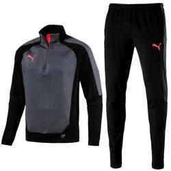 Puma Teamwear evoTRG Winter tuta tecnica allenamento - nero/ebony