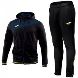 Joma Teamwear survetement d'entrainement Granada - noir/bleu/fluo