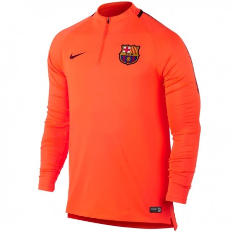 Tech sweat top d'entrainement FC Barcelone UCL 2017/18 - Nike
