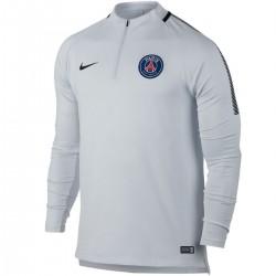 Felpa tecnica allenamento UCL Paris Saint Germain 2017/18 - Nike