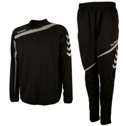 Hummel Teamwear Tech-2 technical training tracksuit - black