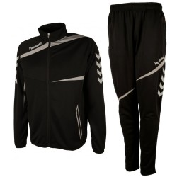 Hummel Teamwear Tech-2 training tracksuit - black