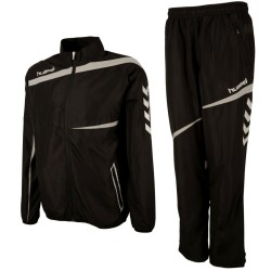 Hummel Teamwear Tech-2 presentation tracksuit - black
