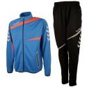 Hummel Teamwear Tech-2 trainingsanzug - blau/schwarz