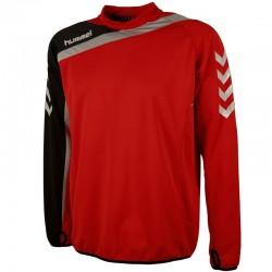 Hummel Teamwear Tech-2 felpa tecnica allenamento - rosso