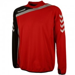 Hummel Teamwear Tech-2 sweat top d'entrainement - rouge