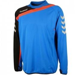Hummel Teamwear Tech-2 sweat top d'entrainement - bleu