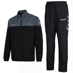 Hummel Teamwear Sirius Survetement de presentation - noir