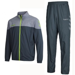 Hummel Teamwear Sirius Survetement de presentation - gris