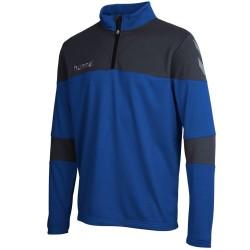 Hummel Teamwear Sirius felpa tecnica allenamento - blu