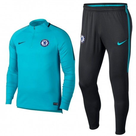 release info on affordable price latest discount Survetement Tech d'entrainement UCL Chelsea FC 2017/18 - Nike