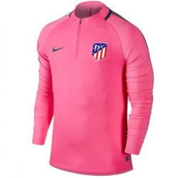 Atletico Madrid UCL training technical sweatshirt 2017/18 - Nike