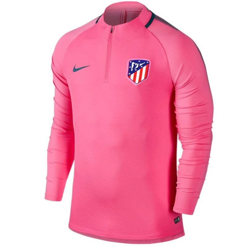 Felpa tecnica allenamento UCL Atletico Madrid 2017/18 - Nike