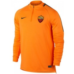 Tech sweat top d'entrainement UCL AS Roma 2017/18 - Nike