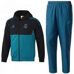 Survetement de presentation Real Madrid UCL 2017/18 - Adidas