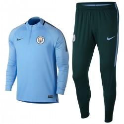 Survetement Tech d'entrainement UCL Manchester City 2017/18 - Nike