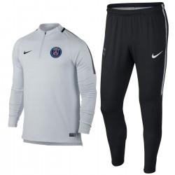 Survetement Tech d'entrainement UCL Paris Saint Germain 2017/18 - Nike