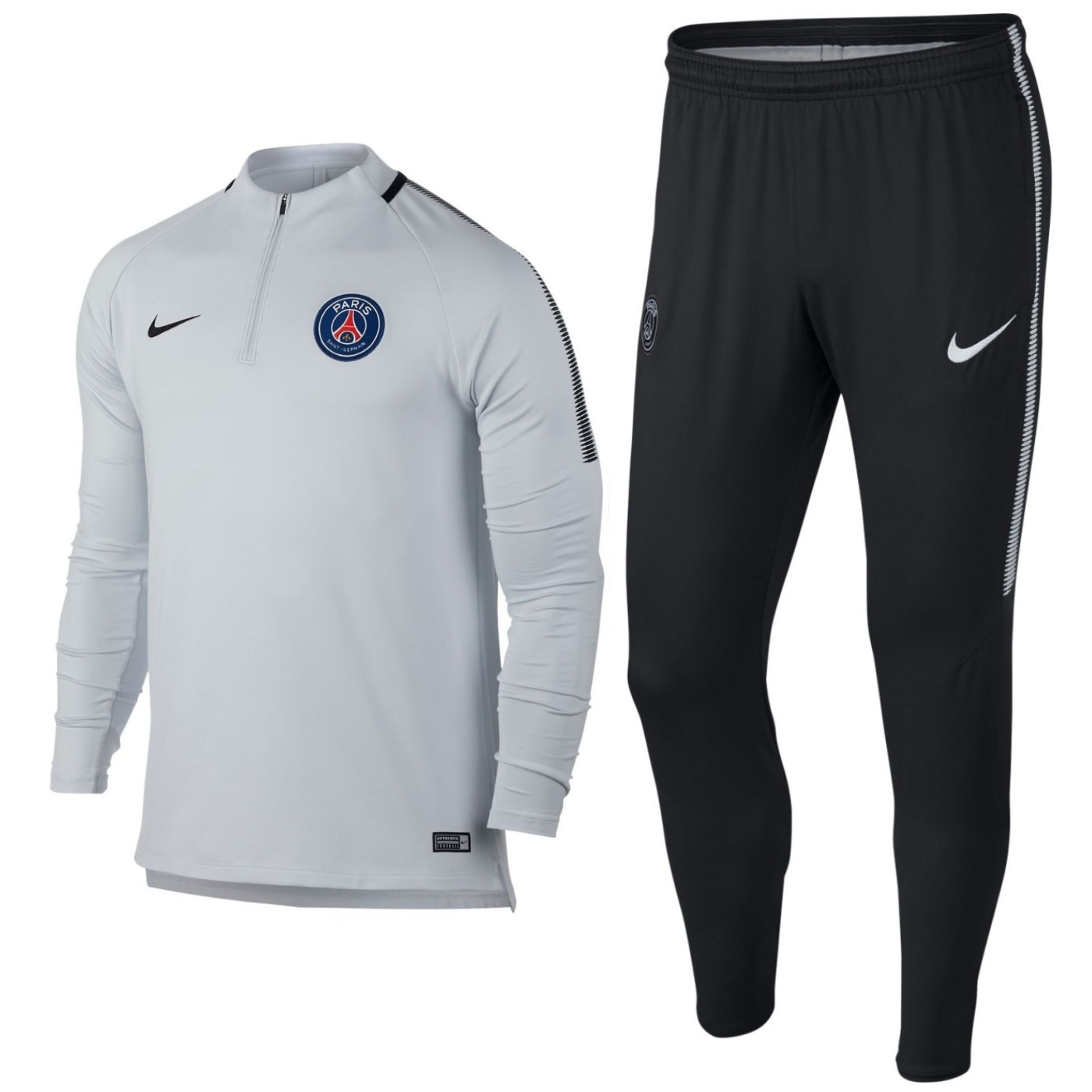 Paris Saint Germain UCL training technical tracksuit 201718 Nike
