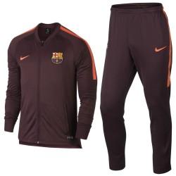 FC Barcelona UCL training/presentation tracksuit 2017/18 - Nike