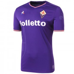 AC Fiorentina Home football shirt 2017/18 - Le Coq Sportif
